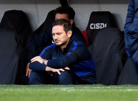 Frank Lampard 'won't forget' the lessons learned in defeat ...