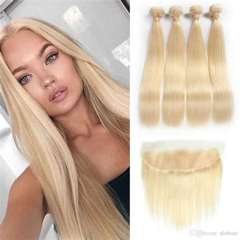 613 hair color bundles hair color 613 ear to ear 13x4 lace