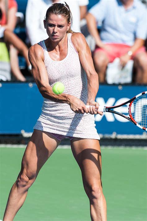 foto de Camila Giorgi 2014 US Open NEW YORK NY AUGUST 25