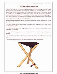 Woodworking Plans Stool