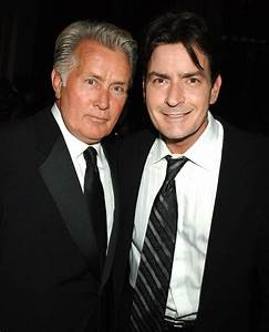 Charlie Sheen's Father Martin Sheen Speaks Out About Son's ...
