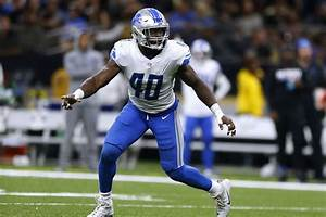 Lions Notes  Jarrad Davis Named Rookie Who Could  U2018bounce Back U2019 In 2018