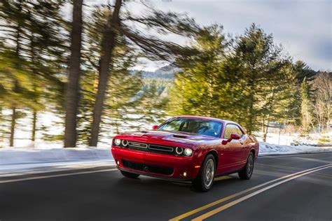 2017 Dodge Challenger Gt Awd First Drive Motor Trend Canada