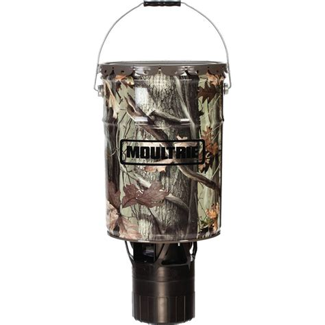 Moultrie Hanging Feeder by Moultrie Directional Hanging Deer Feeder 6 5 Gallons