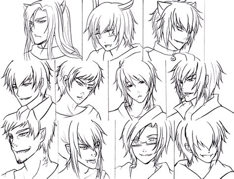 Pretty Hairstyles For Anime Guy Hairstyle Best Images