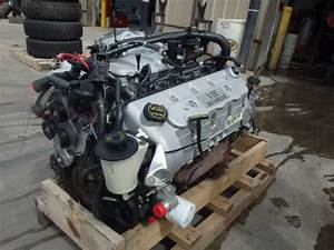 2001 Ford Mustang Engine Used 142k Miles 4 6l Vin V 8th
