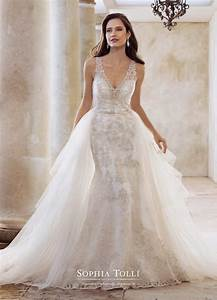 classic spring 2018 sophia tolli wedding dresses modwedding With sophia tolli wedding gowns
