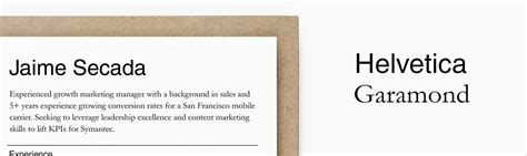 Font Style For Resume by Resume Header Font Vvengelbert Nl