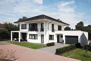 Stadtvilla Mit Garage : 169 m2 und interessanter grundriss stadtvilla von ~ A.2002-acura-tl-radio.info Haus und Dekorationen