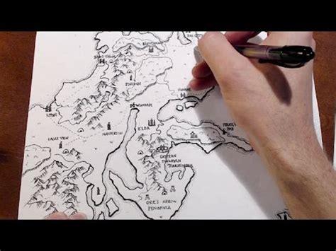 drawing  dd world map  start  finish youtube