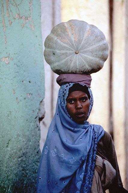Woman From Ethiopia Harar