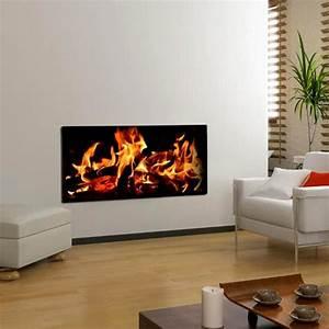 Chauffage electrique design feu de cheminee for Piscine bois avec terrasse 11 chauffage electrique design feu de cheminee