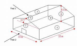 Calcul Surface Toiture 2 Pans : freelem tutoriel neige et vent ~ Premium-room.com Idées de Décoration