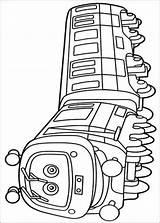 Chuggington Daycoloringpages sketch template