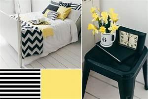 Yellow Bedroom Decor