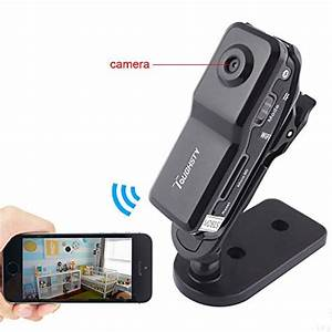 Camera Wifi Iphone : toughsty mini portable p2p wifi hidden camera video ~ Voncanada.com Idées de Décoration