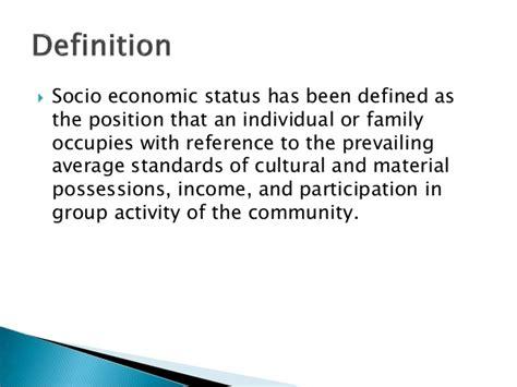 Socio Economic Background Socioeconomic Background Definition Loft Wallpapers