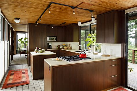 mid century kitchen ideas top mid century modern kitchen in los angeles kitchentoday