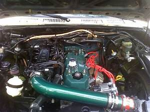 Toyota 22re Engine And Trans  Recent Work  Powderc  600 Or