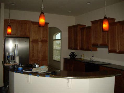 Lighting Tips For An Amber Mini Pendant Interior