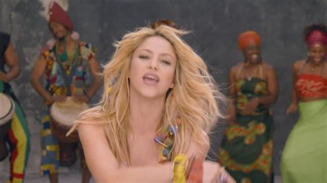 Waka Waka (this Time For Africa) (english) Hd On