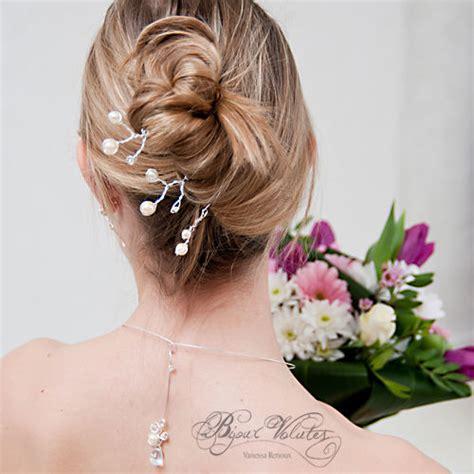 accessoire de coiffure mariage pas cher pics 224 chignon mariage bijoux volutes mariage
