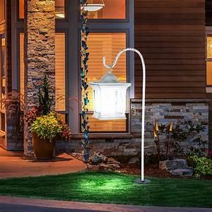 Led Laterne Garten : led au en leuchte deko laterne garten beleuchtung erdspie h nge lampe globo 33272 kaufen bei ~ Whattoseeinmadrid.com Haus und Dekorationen