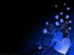 Blue Heart Background by CrystalTheHedgehog18 on DeviantArt