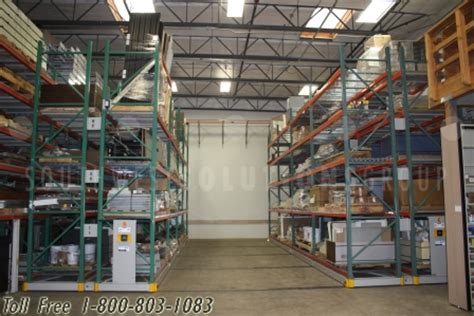 Small Mid-Sized Warehouse Inventory Management