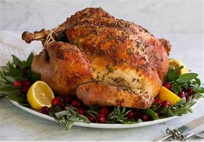 Turkey Roast Whole Recipe Roasted Thanksgiving Baked