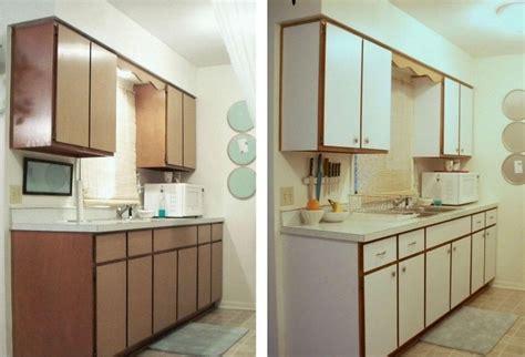 renovation cuisine bois avant apres rénovation cuisine 37 idées armoires et photos avant après