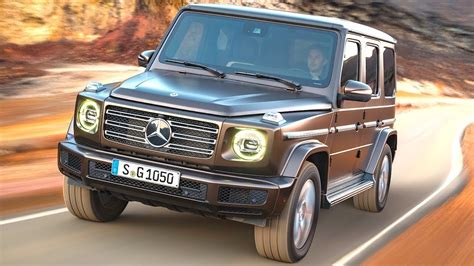 2018 Mercedes G Wagon Commercial World Premiere New