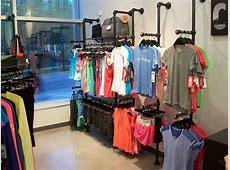 Wardrobe Racks astounding t shirt display rack T Shirt