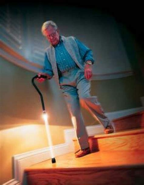 light up walking cane walking sticks canes pinterest