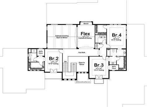 story mediterranean house plan legrand