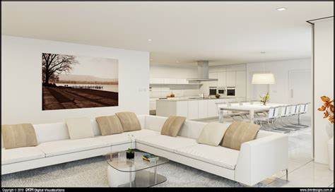 White Interiors by 19 Interior Ideas For White Rooms