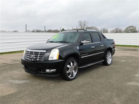 car manuals free online 2007 cadillac escalade ext spare parts catalogs 2007 cadillac escalade ext awd 4dr auto 4 less auto dealership in pasadena