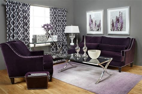 grey and purple living room walls color trends coral teal eggplant and more