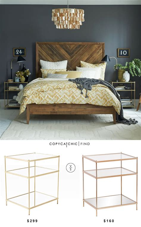 Shop west elm for modern coffee tables and living room tables. Copy Cat Chic: West Elm Terrace Nightstand