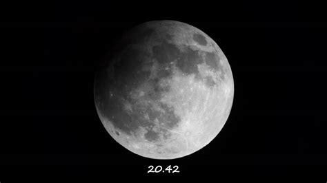 Nasa przewiduje krwistoczerwone zaćmienie księżyca. Półcieniowe Zaćmienie Księżyca 16.09.2016 - YouTube