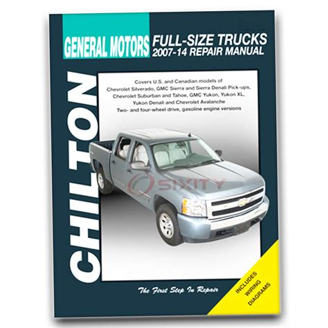 online car repair manuals free 2006 chevrolet avalanche 1500 transmission control chevy avalanche chilton repair manual ls lt ltz shop service garage book mp ebay