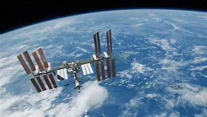 Station Space International Nasa Wallpapers 4k Desktop
