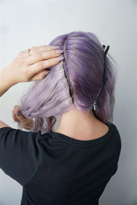 clip  hair extensions   side dutch braid cute