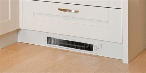 5 Best Electric & Hydronic Kickspace Heaters Reviews of