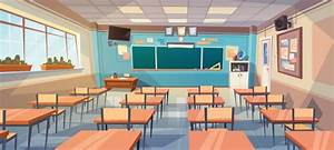 Classroom Illustrations, Royalty-Free Vector Graphics ...