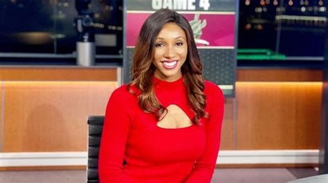 Inside Maria Taylor's life, her athletic prowess and ...