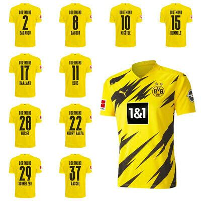 And it looks like an alternative home shirt for the club. Puma Borussia Dortmund BVB Kids Home Jersey Shirt 2020 ...