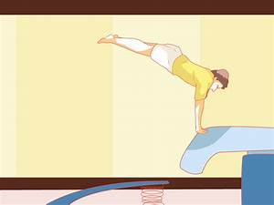 How To Lay Out Training Stations For Gymnastic Vaults