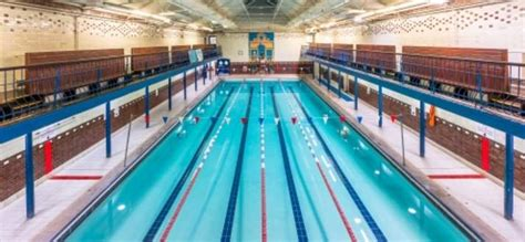 Facilities At Chelsea Sports Centre  Kensington And