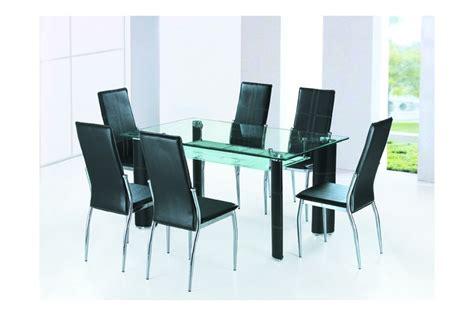 tables de salle a manger en verre table en verre design salle a manger wordmark